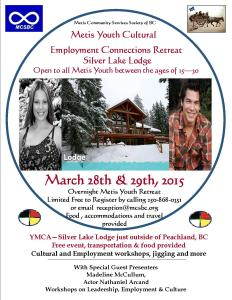 MCSBC Metis Youth Retreat 2015