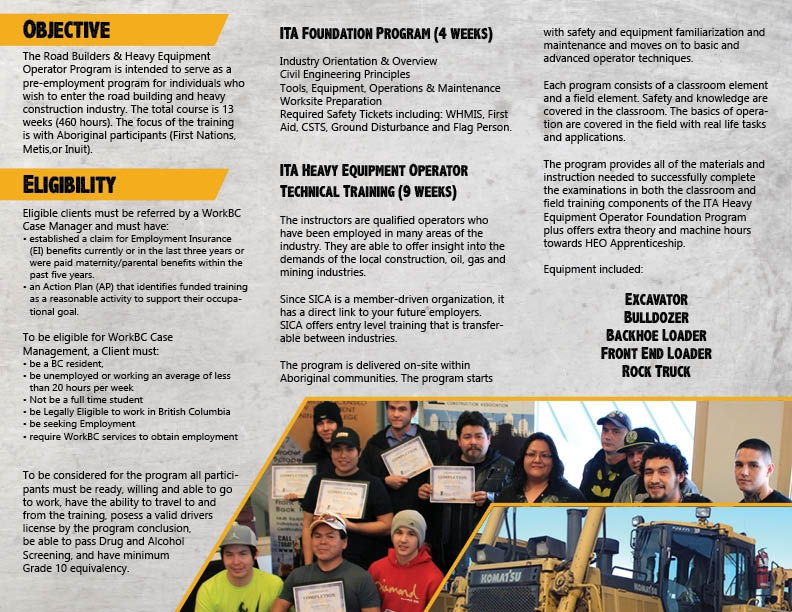 Heavy Equipment Operator Career Available |