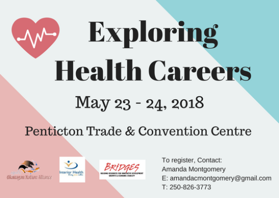 Save the Date Exploring Health Careers